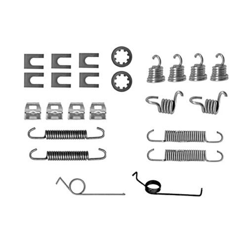 FORD CORTINA MK3 MK4 MK5 BRAKE SHOE FITTING KIT SPRINGS BENDIX TYPE BSF0519A