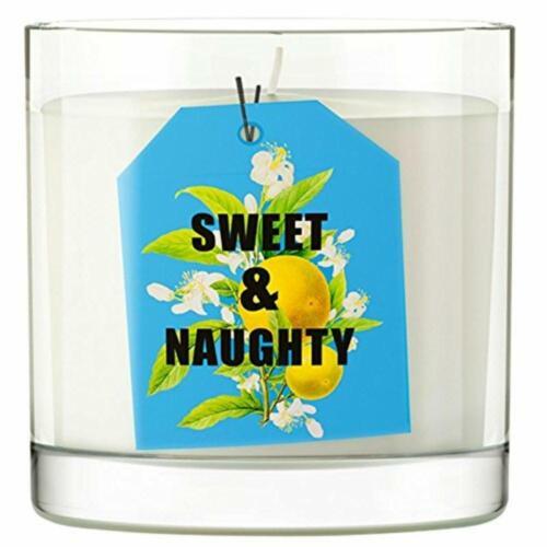 Wild Garden Sweet /& Naughty Orange Blossom Candle 100 g Kerzen Duft Duftkerze
