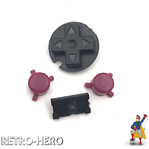Buttons-fuer-Gameboy-Pocket-GBP-Game-Boy-Knoepfe-Tasten-Pads-Knopf-GB-Edition-pad