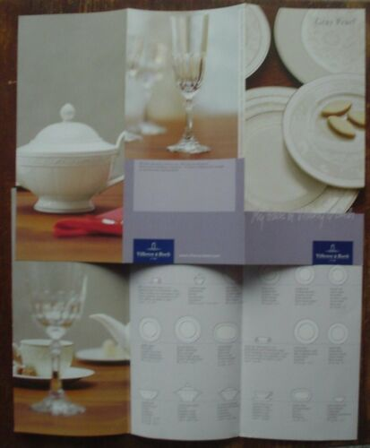 V+B Gray Pearl Prospekt Katalog my house of Villeroy /& Boch neu informativ 2004
