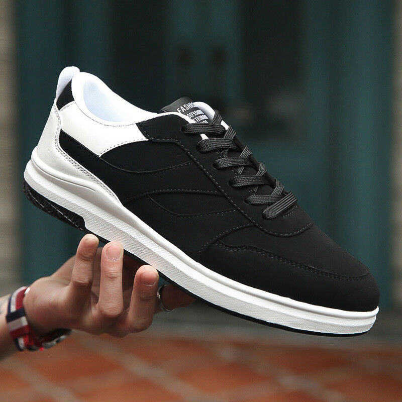 check out 1ff45 5120b Spring Men s Fashion Tidal Shoes Students Breathable White Casual Casual  Casual Shoes Y575 f83805