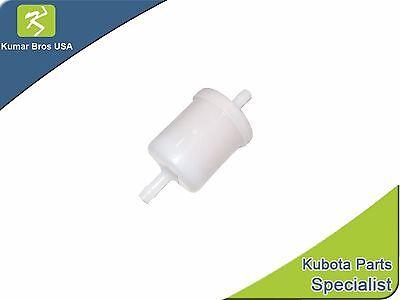 New Kubota Fuel Filter In- Line K008-3 KH-007H KH-10 KH-101 KH-151 KH-191