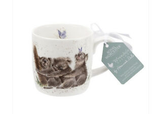 Wrendale-Koala-Fine-China-Mug-034-3-of-a-Kind-034-Boxed