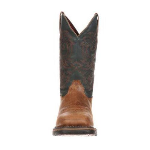 ROCKY LONG RANGE MEN/'S WATERPROOF WESTERN PULL-ON BOOT 8656