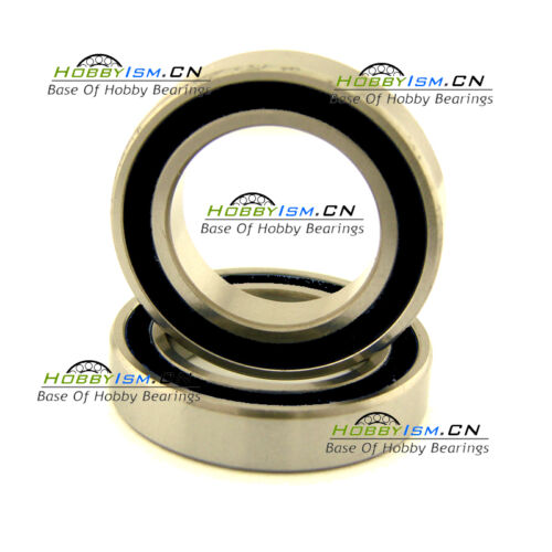 1PC B 543 2RS full complement cartridge BEARING black rubber
