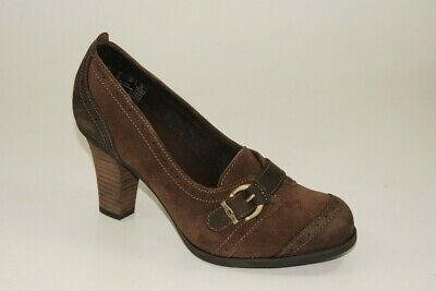 Timberland Pumps Wingate Loafer Heels Gr 40 US 9W Damen Schuhe 3705R | eBay