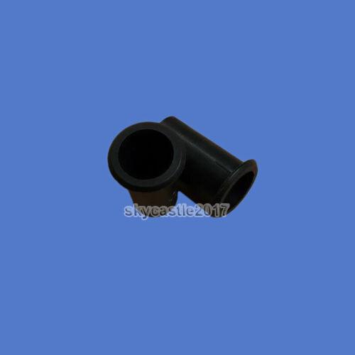 2pc Speaker Port Tube Bass Stereo Audio Reflex Tube Loudspeaker Box Vent 18x49mm