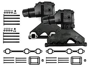 Volvo Penta OMC Marine Exhaust Manifold 4.3L V6 3857656 3852338-7