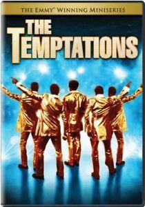 The Temptations [New DVD] Full Frame, Dolby