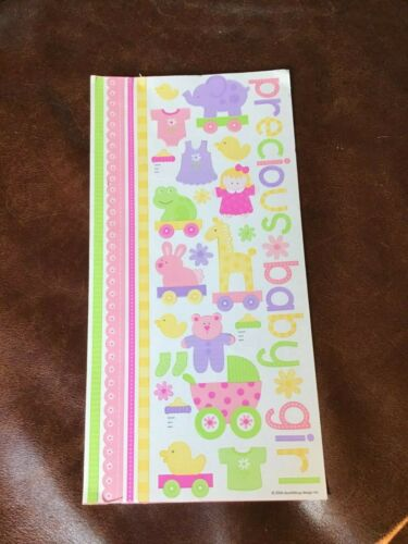 "OVERSIZED Sticker Sheets  6/"" x 12/"" SPORTS WEDDING BEACH KIDS HOLIDAYS BABY"