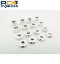 TRF Series No.182 4mm serrated wheel nuts 42282 Black eight
