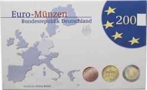 Germany Official Course Set 2006 D Proof + Holsten