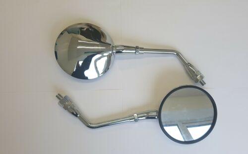 Pair of Mirrors For Kawasaki ZR 1100 1993