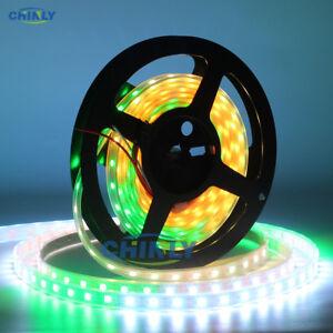 WS2812B-Strip-Light-5050-RGB-1m-5m-30-60-144-LEDs-IC-Individual-Addressable-DC5V