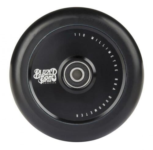 Blazer Pro Hollowcore 110mm Alloy Core Scooter Wheel Black