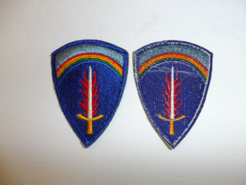 Details about  /b2950 Post WW 2 US Army SHAEF Supreme allied Command Europe patch R9C