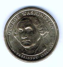 2007-D $1 George Washington Brilliant Uncirculated 1ST Presidential Dollar Coin!