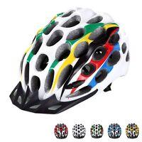 New Adult Bicycle Helmet Cycling MTB/Road Bike Safety Honeycomb Helmet + Visor
