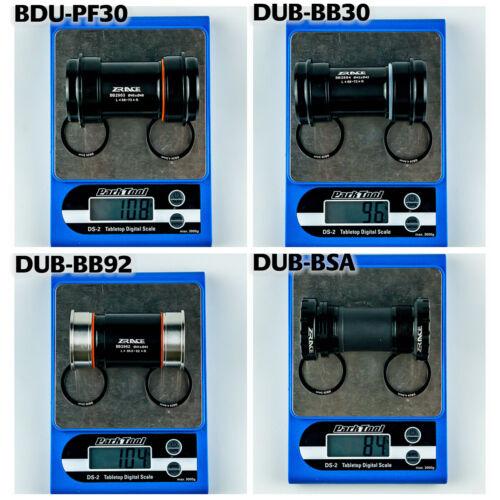BB92 PF30 BB30 DUB BSA Bike DUB Bottom bracket for SRAM MTB // Road Crank