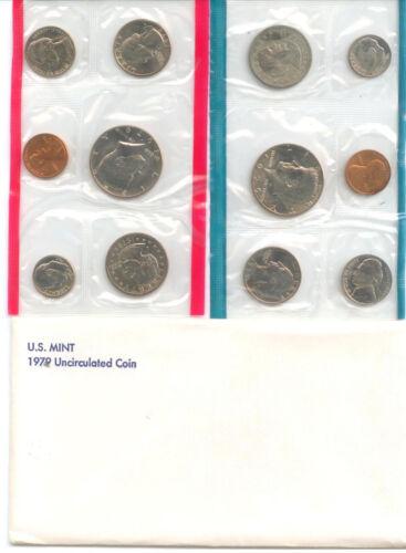 1979-P/&D US MINT SET      $1.5 MILLION IN  SALES #zf1
