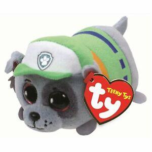 Ty Beanie Babies 42230 Teeny Tys Paw Patrol Rocky Dog
