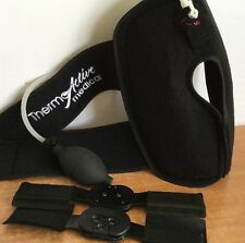 Thermoactive Knee Wrap Compression Air Pump Hot Cold Therapy