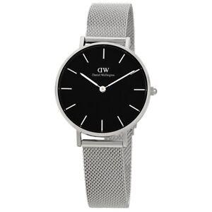 Neu-Daniel-Wellington-DW00100162-Klassisch-Petite-Uhr-32MM-2-Jahre-Garantie