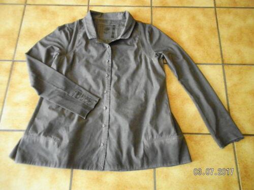 Rundholz bluse Label gr blusenjacke lagenlook tunika Black l traumteil rZf7Tqrx