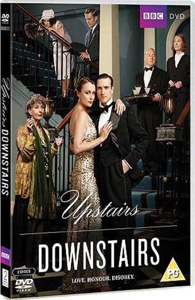 Upstairs Downstairs Serie 1 DVD Nuevo DVD (BBCDVD3373)