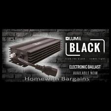 600w LUMii BLACK Electronic Digital Dimmable Ballast 250w 400w 660w Super Lumen