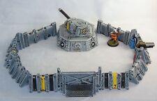NUOVO 28mm SCALA WARGAMES TORRETTA composto Sci Fi