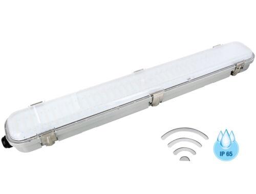 Mur Luminaire 18w 1350lm 4000k LED plafonnier ip65 HF détecteur mvt 360 °