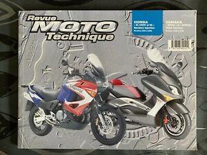 GéNéReuse Revue Moto Technique Honda Xl 1000 V Varadero - Yamaha Xp 500 Et 500 A Tmax