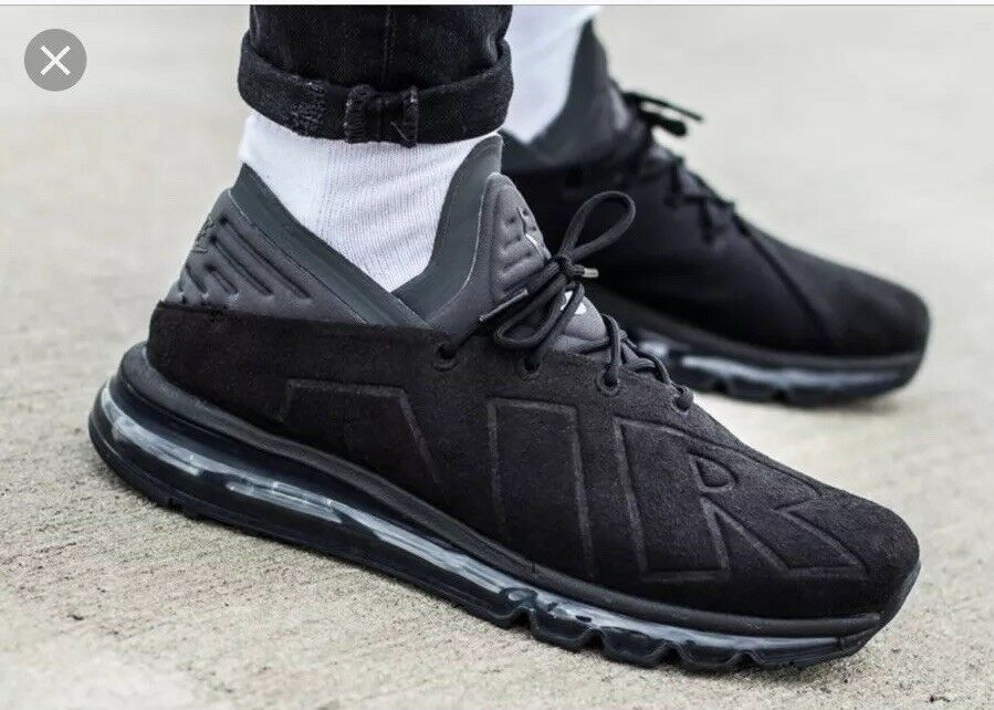 Homme Nike Air Max Flair LTR AA3823-001 Noir 8   EU 42.5  CLEARANCE