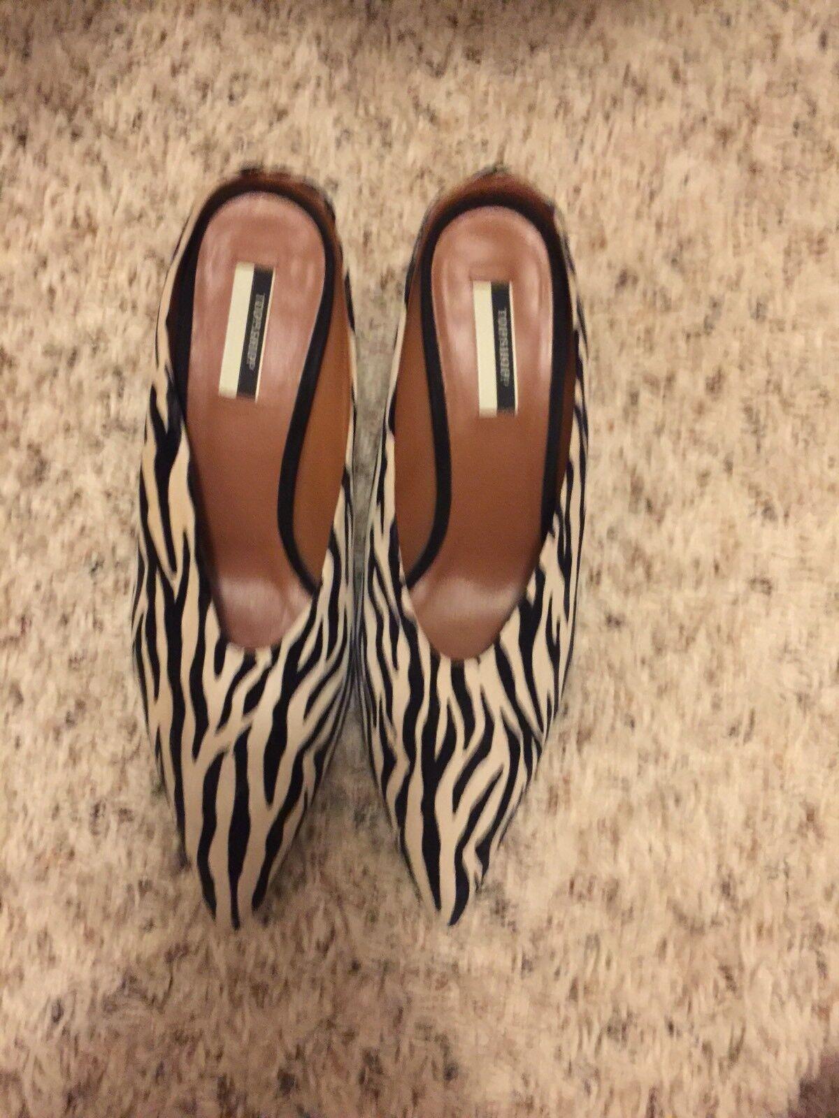 Topshop Womens shoes Size 37
