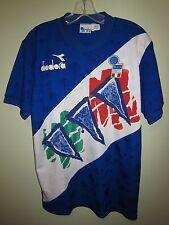 rare ITALY Italia 1993-94 Diadora home football training shirt World Cup maglia