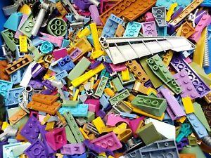 LEGO Bulk Lot of 1 Pound Creator Building Slopes Grab Bag