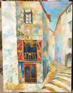 Bertram-Goodman-NY-FL-b1904-oil-canvas-18-x-24-many-exhibitions