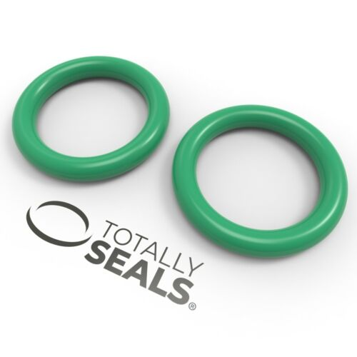 O-Rings Rubber 75A Metric Seals Packets 7mm Inner Diameter ID FKM Viton