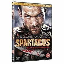 Spartacus Starz Series - Blood And Sand Season 1 Including DVD Exclusive Extras