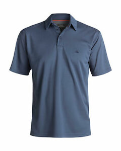 NEW-QUIKSILVER-Mens-Waterpolo-2-Short-Sleeve-Polo-Shirt