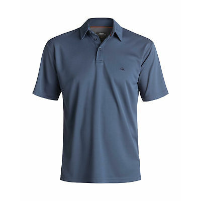NEW QUIKSILVER™  Mens Waterpolo 2 Short Sleeve Polo Shirt
