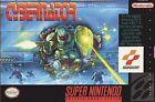 Cybernator (Super Nintendo Entertainment System, 1993)