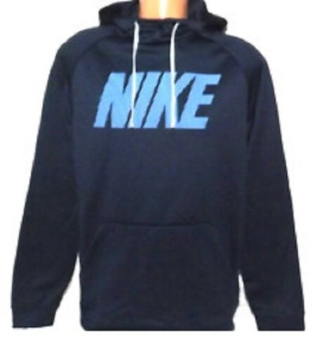 Xxl Nike 922440 training navy Nwt sudadera therma dri hoodie mens fit fit p1xwwPBdzq