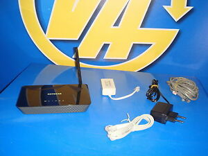 Amplifier Signal/modem Router Netgear D500 Good Condition Complete Range Of Articles Boosters, Extenders & Antennas