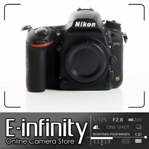 NEUF-Nikon-D750-Digital-SLR-Camera-Body-Only