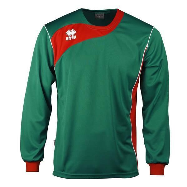 ERREA TONIC Football Camicie Manica Lunga