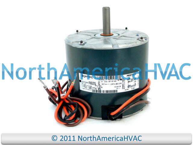 Rheem Ruud Condenser Fan Motor 1  5 Hp 460v 51