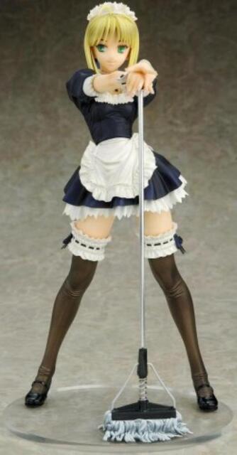 NEW Fate hollow ataraxia Saber Maid Ver. 1:6 PVC Figure Alter F/S