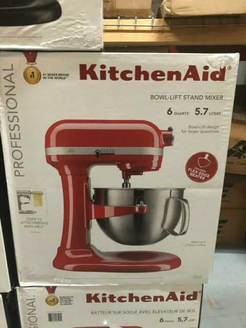 Flex Edge Flat Beater for KitchenAid Bowl Titl Stand Mixer Professional 6//5Plus